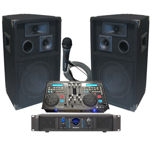 Complete DJ System - Entry Level! 10