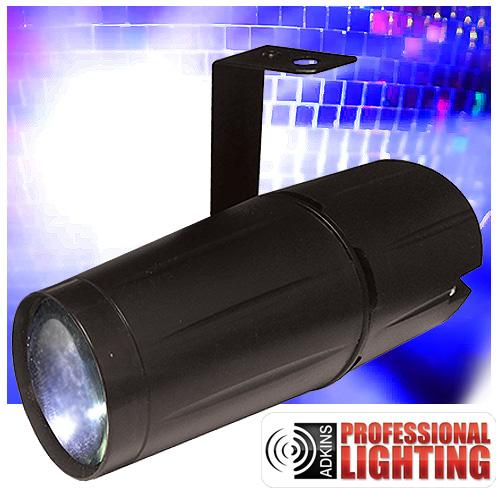 Adkins Professional Lighting LED Pinspot 3W