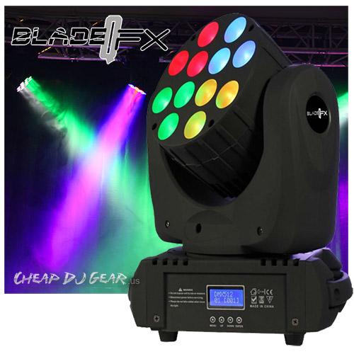 sc 1 st  Cheap DJ gear & Blizzard Lighting Blade QFX azcodes.com