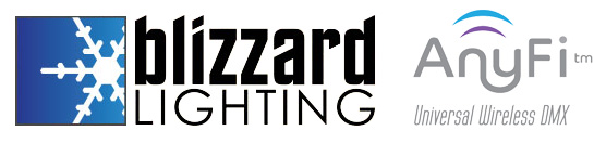 Blizzard Lighting Anyfi