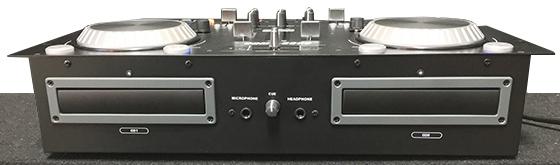 Light Em Up Lighted Powered Dual 15 Quot Dj System 6000