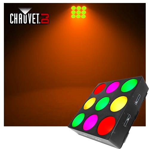 Chauvet Core 3X3 LED Wash