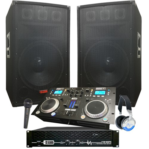 Complete Dj System Everything You Need At An Awesome Price