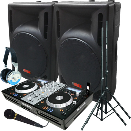 1 2 Off Sale Complete Mixdeck Express Digital Dj System