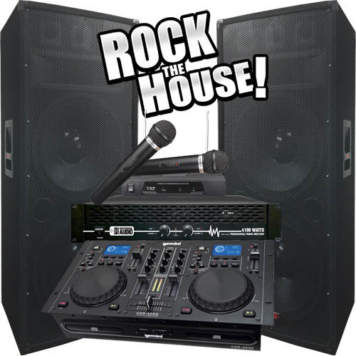 Big Dj Speaker System Www Pixshark Com Images