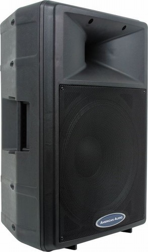 American Audio Dls 15p Powered Speaker