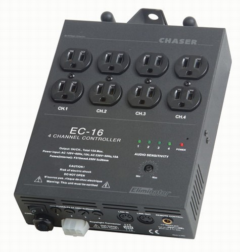 light controller channel