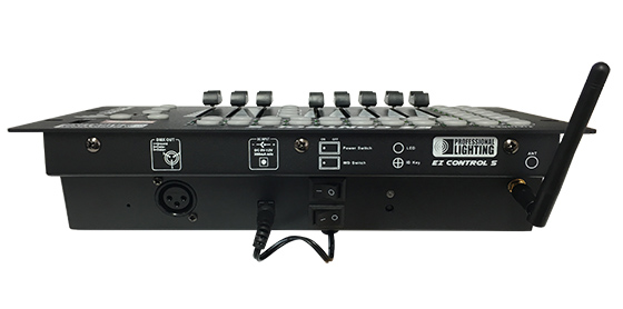 wireless ez controller adkins professional lighting ez control 5