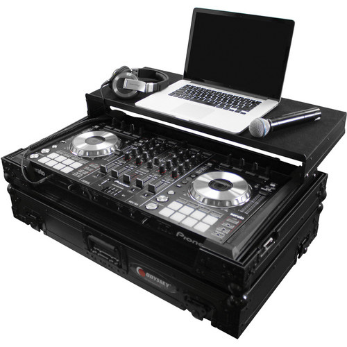 odyssey black label pioneer ddj sx s1 t1 dj controller glide style. Black Bedroom Furniture Sets. Home Design Ideas