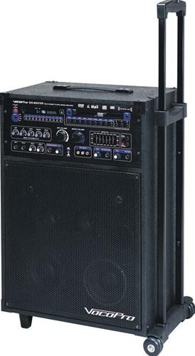 Vocopro Gig Master 180w Karaoke System