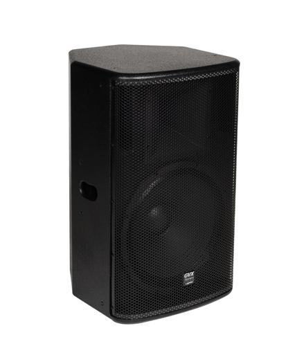 gemini gvx 15 15 inch passive speaker. Black Bedroom Furniture Sets. Home Design Ideas