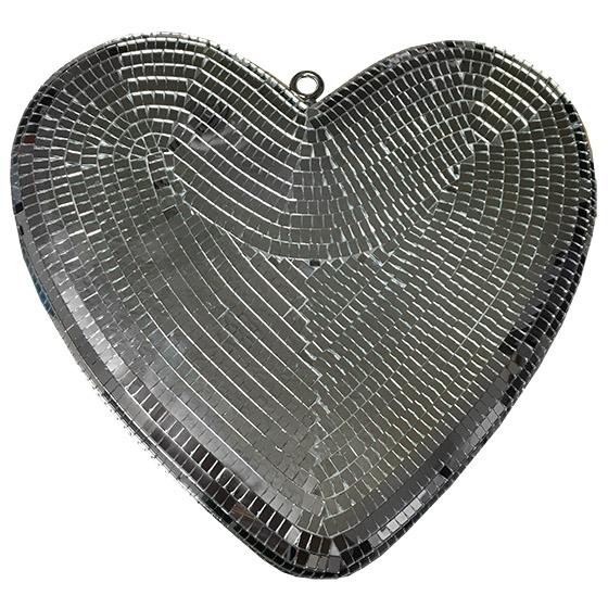 Heart Mirror Ball