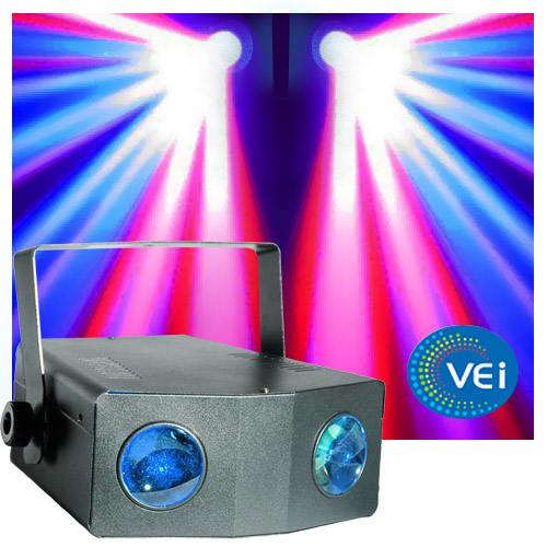 Visual Effects Inc Kolorduo Dmx Led Light Effect Le43mf