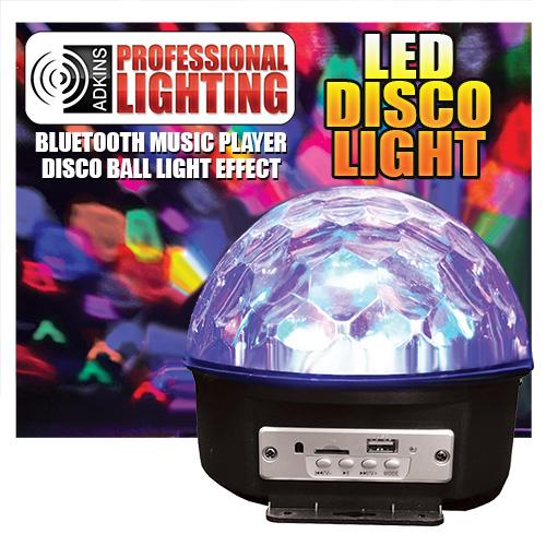 adkins pro lighting led disco light