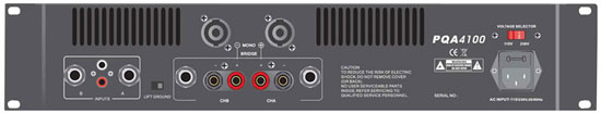 Pyle Pro PQA4100