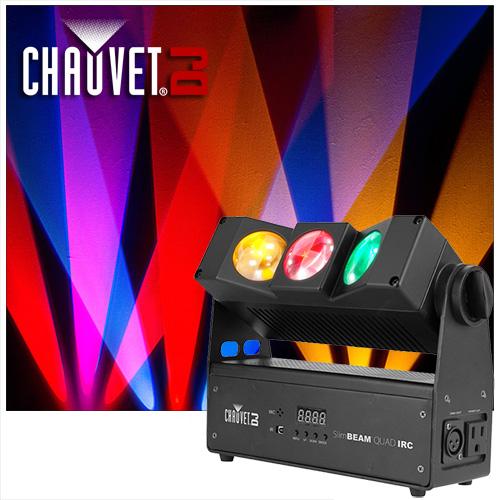 Chauvet DJ SlimBEAM Quad IRC