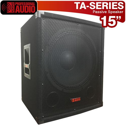"""15"""" Big Bottom Bass Subwoofer Speaker"""