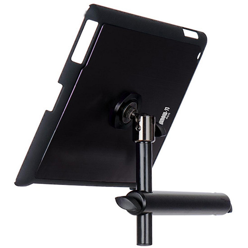 On Stage Stands Tablet Mounting System With Snap On Cover