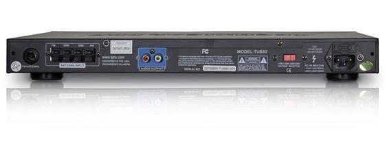 Technical Pro AM/FM Tuner TUB80