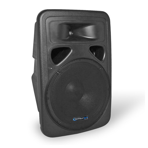 Technical Pro 12 Portable Pa System With Rechargeable