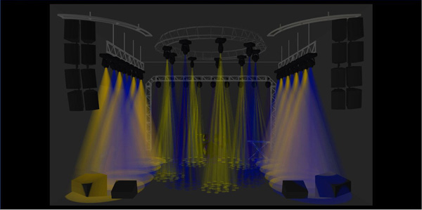With American DJ MyDMX, You Get A Simple To Use Software Controller For 512  DMX Compliant Lights. Think Of How Much Nicer It Is ... Home Design Ideas