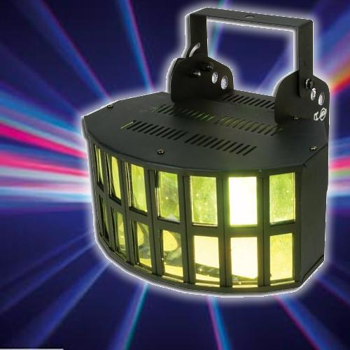 American dj aggressor tri led for American classic lighting