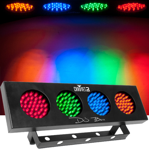 Chauvet Dj Bank Led Lighting Effect