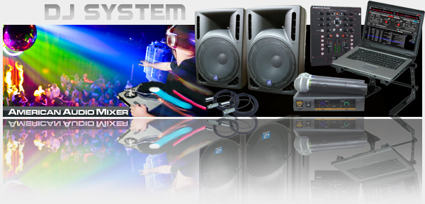 Virtual DJ Software and DJ System Package ready for you to Rock Out