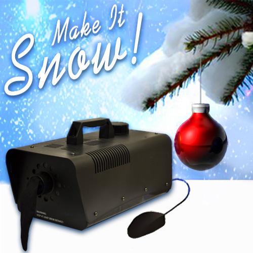 Dk 051 Snow Machine