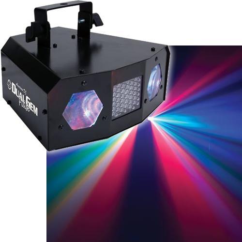 american dj dual gem pulse led effect light