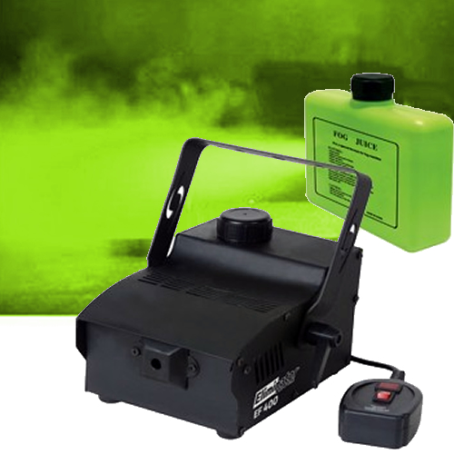 Eliminator 400 Watt Fog Machine Ef 400 Low Priced Fog
