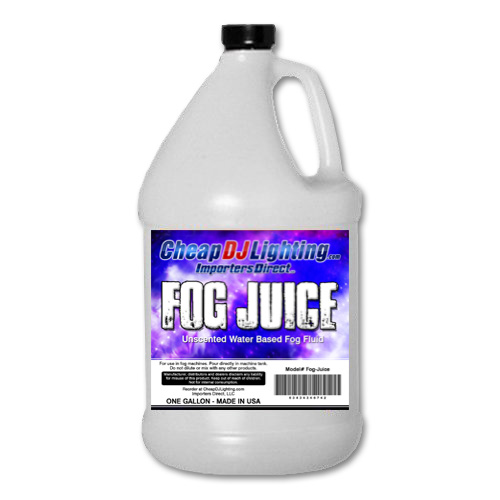 Great Prices On Fog Juice 1 Gallon
