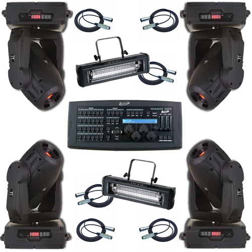 Elation Intelligent Lighting Package Strobes Controller