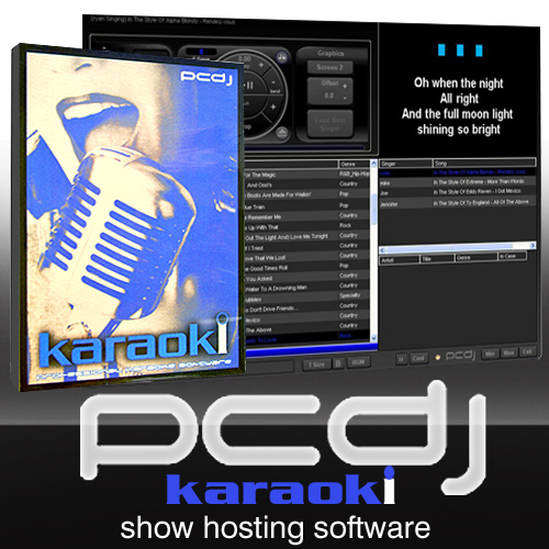 Ultimate karaoke Software for Music Lovers with PCDJ karaoke
