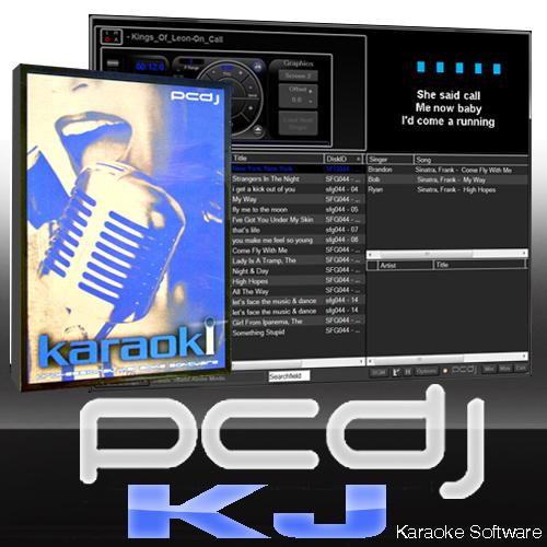 karaoke machine software