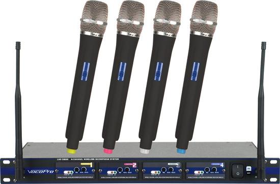 VocoPro UHF-5800 Wireless Microphone