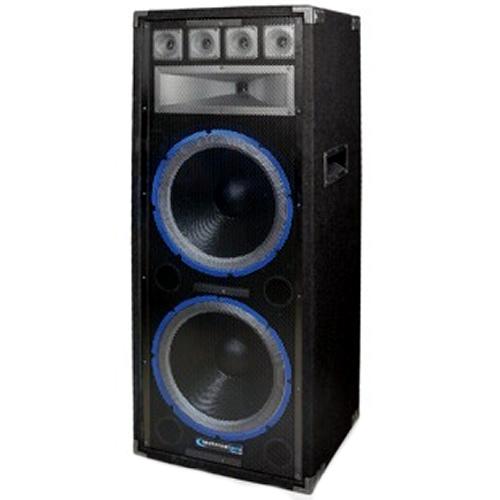 Technical Pro Vrtx215 Professional Dual 15 Quot Speaker