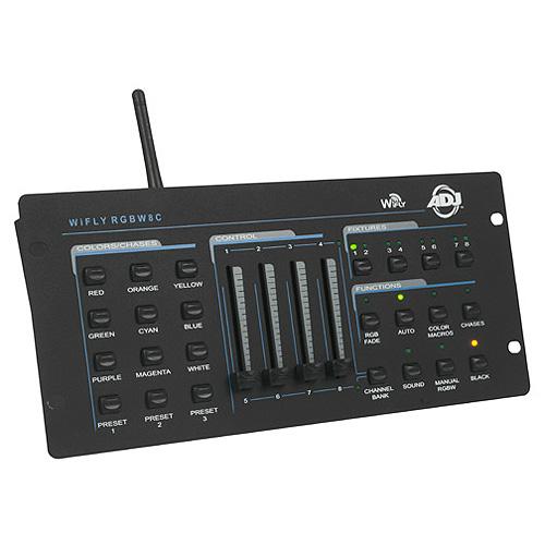 American Dj Dmx 512 Controller
