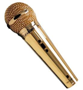Vocopro MK-58 PRO - GOLD - Best Sounding Karaoke Vocal Mic