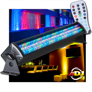 American DJ Mega Bar 50 RGB RC
