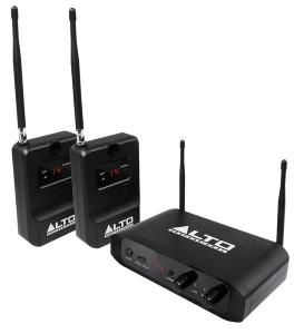 Alto Stealth Wireless - Stereo Wireless System