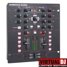 10MXR DJ Mixer