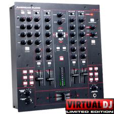 14MXR DJ Mixer