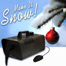 DK-051 Snow Machine