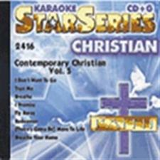 Karaoke Music SONGS OF FAITH V-2
