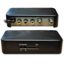 Video RF Modulator - Channel 3/4 selectable