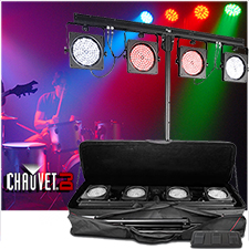 Chauvet DJ 4BAR USB Color Wash System