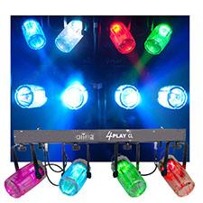 Chauvet 4PLAY Clear