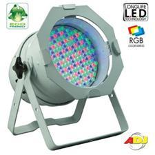 American DJ - 181 Color LED DMX Par 64 - White