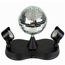 Revolving Disco Ball
